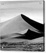 Death Valley Ibex Dunes Acrylic Print