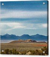 Death Valley Pano Acrylic Print