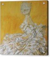 Jenny As A Debutante Acrylic Print
