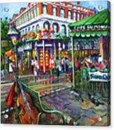 Decatur Street Acrylic Print