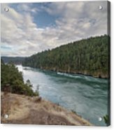 Deception Pass State Park Acrylic Print