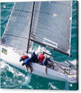 Decision Key West Acrylic Print