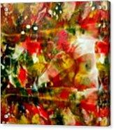 Deck The Halls Acrylic Print