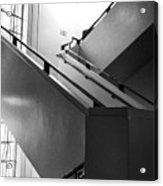 Deco Stairs Acrylic Print
