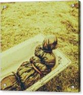 Decomposition Of A Murder Mystery Acrylic Print