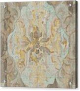 Decorative Design, Carel Adolph Lion Cachet, 1874 - 1945 Vs Acrylic Print