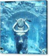 Deep Atlantis Acrylic Print