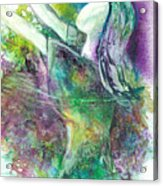 Deep Calls Unto Deep Acrylic Print