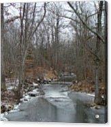 Deep Creek - Green Lane - Pa Acrylic Print