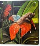 Deep Sea Fish Acrylic Print