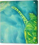 Deep Sea Flight  Acrylic Print