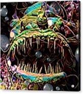 Deep Sea Monster Fish Acrylic Print