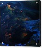 Deep Sea Secret Of The Mystery  Acrylic Print