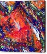 Deep Space 15-21 Acrylic Print