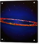 Deep Space Hubble Acrylic Print