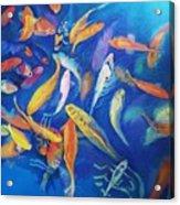 Deep Waters Acrylic Print
