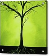 Deeply Rooted Acrylic Print