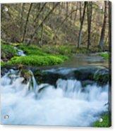 Deer Creek Ia 6 Acrylic Print
