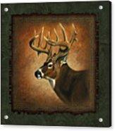 Deer Lodge Acrylic Print