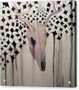 Deer Slayer Acrylic Print