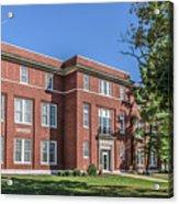 Defiance College Tenzer Hall Acrylic Print