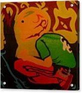 Deftones Band Acrylic Print