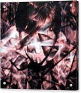 Deirdre Shattered Acrylic Print