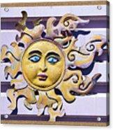 Del Sol Acrylic Print