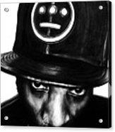Del The Funky Homosapien Acrylic Print