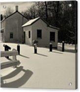 Delaware And Raritan Canal 3 Acrylic Print