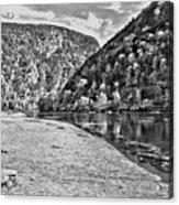 Delaware Water Gap Acrylic Print