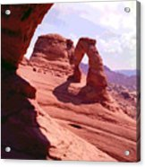 Delicate Arch 2 Acrylic Print