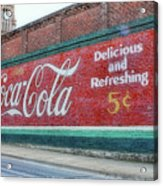 Delicious And Refreshing Acrylic Print