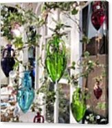 Delightful Hanging Gardens Acrylic Print