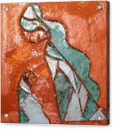 Dellas Gal - Tile Acrylic Print