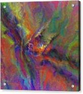 Delta Flow Acrylic Print