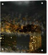 Demolition Acrylic Print