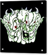 Demons Past Acrylic Print