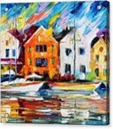 Denmark Acrylic Print