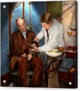 Dentist - Monkey Business 1924 Acrylic Print