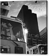 Denver Fire Fdny Tower Acrylic Print