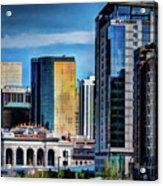 Denver Union Station II Acrylic Print