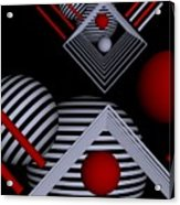 Depth   -7- Acrylic Print