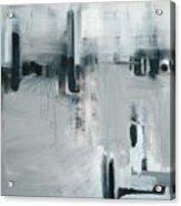 Depth Sounder Acrylic Print