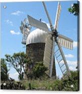 Derbyshire Windmill Acrylic Print