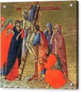 Descent From The Cross 1311 Acrylic Print