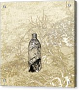 Desert Bottle Acrylic Print