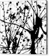 Desert Brush Acrylic Print