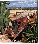 Desert Classic Acrylic Print