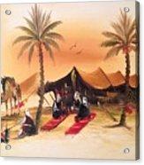 Desert Delights Acrylic Print
